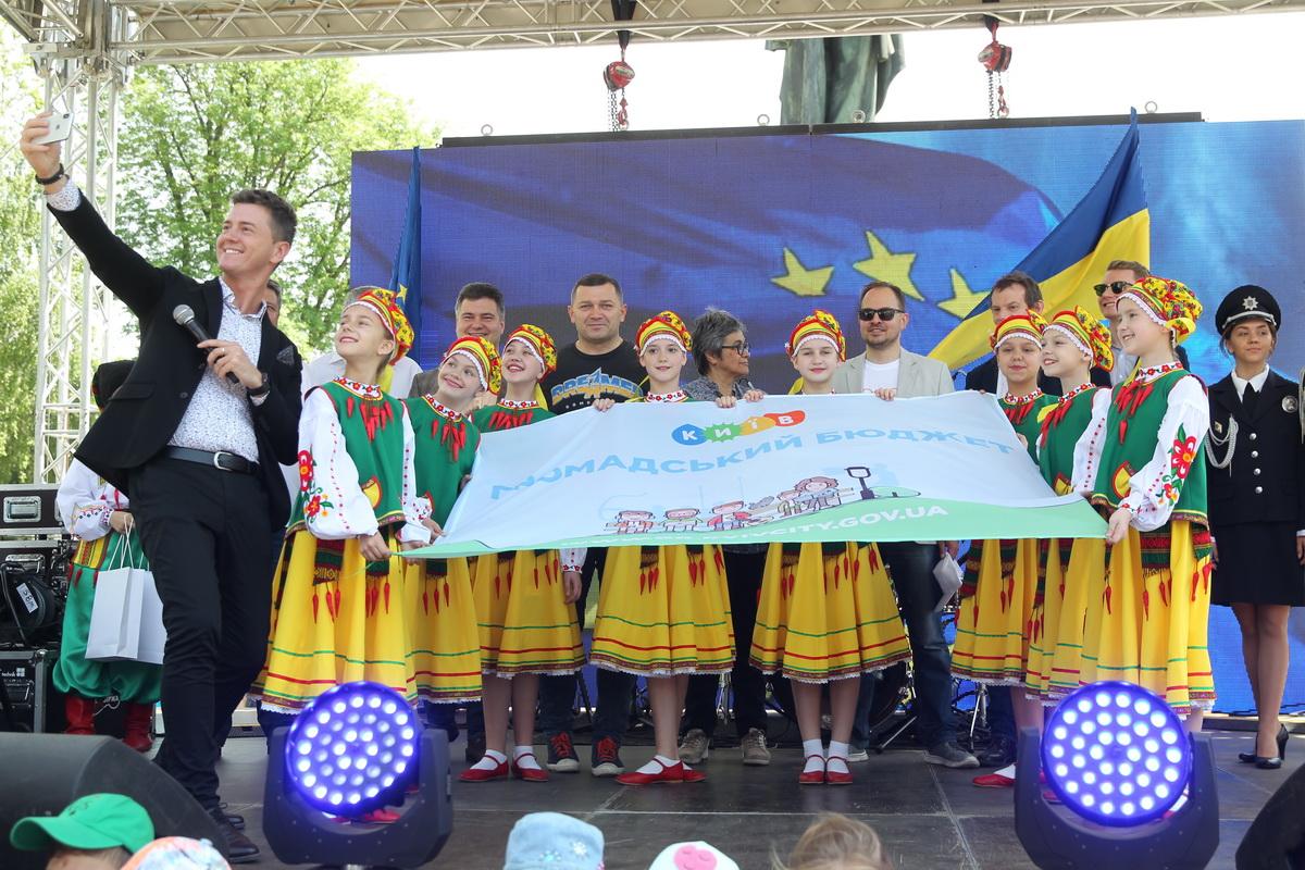 У парку Тараса Шевченка відбувся фестиваль громадської участі ГБ-Фест