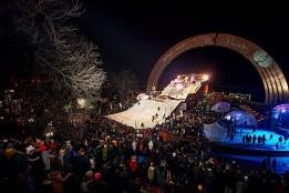 Завдяки ГБ у Києві вдруге відбудуться видовищні зимові змагання
