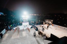У Києві завдяки ГБ відбувся «Дабл Тріпл Snow Fest 2020»