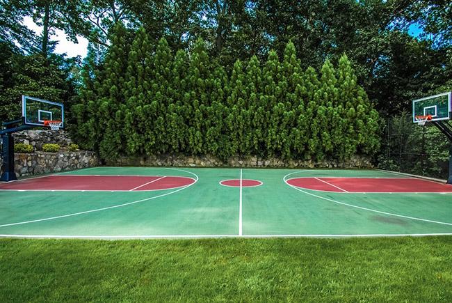 Баскетбольний майданчик ЗОШ №132