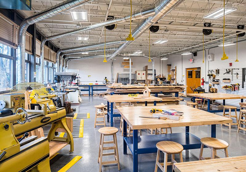 Уряд розподілив кошти на створення навчально-практичних центрів у 2021 році