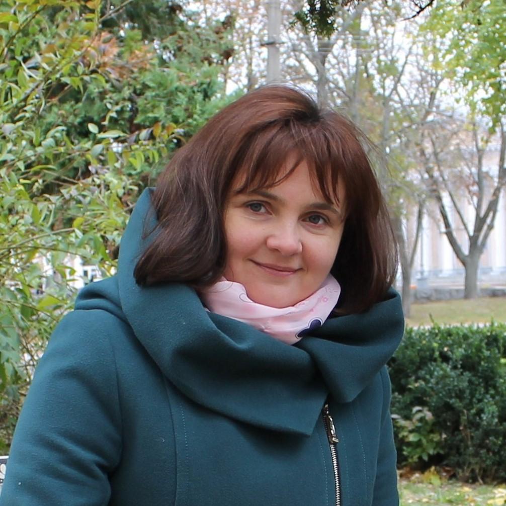 Лук'янчук Оксана Михайлівна